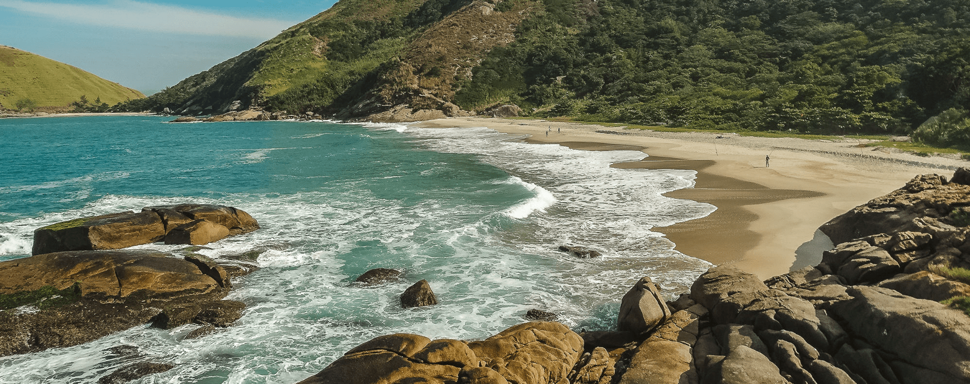 Praias Selvagens (Pequenos grupos)