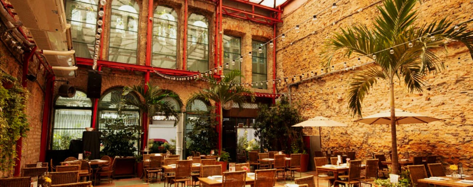 Restaurante Cais do Oriente