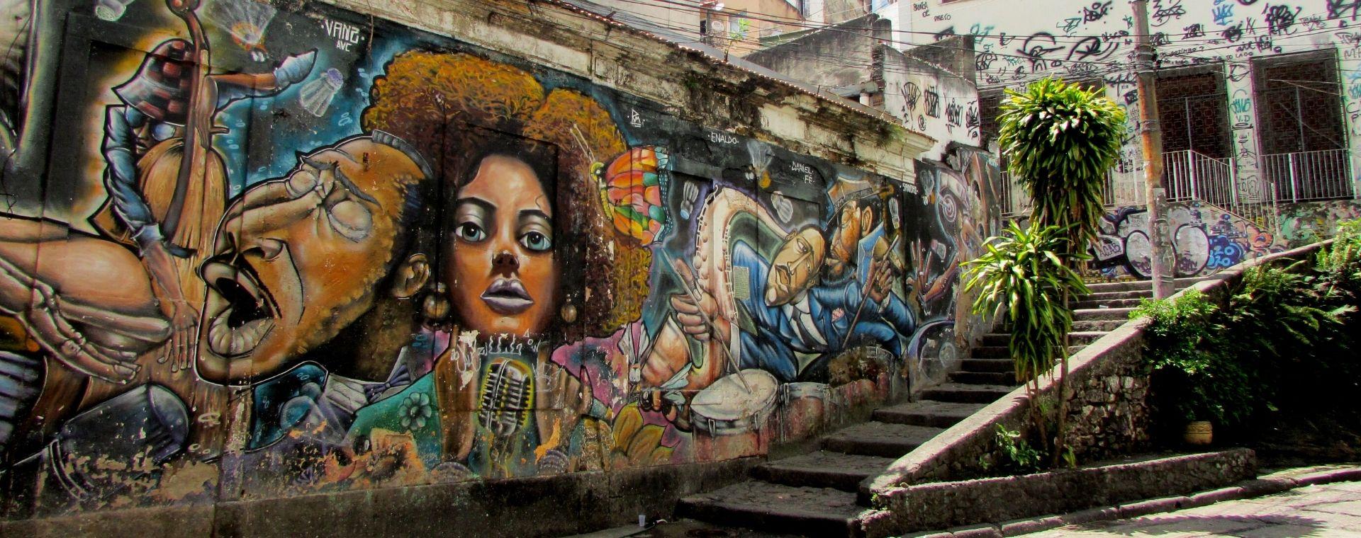 Tour Centro do Rio: Passado x Presente (Privativo)