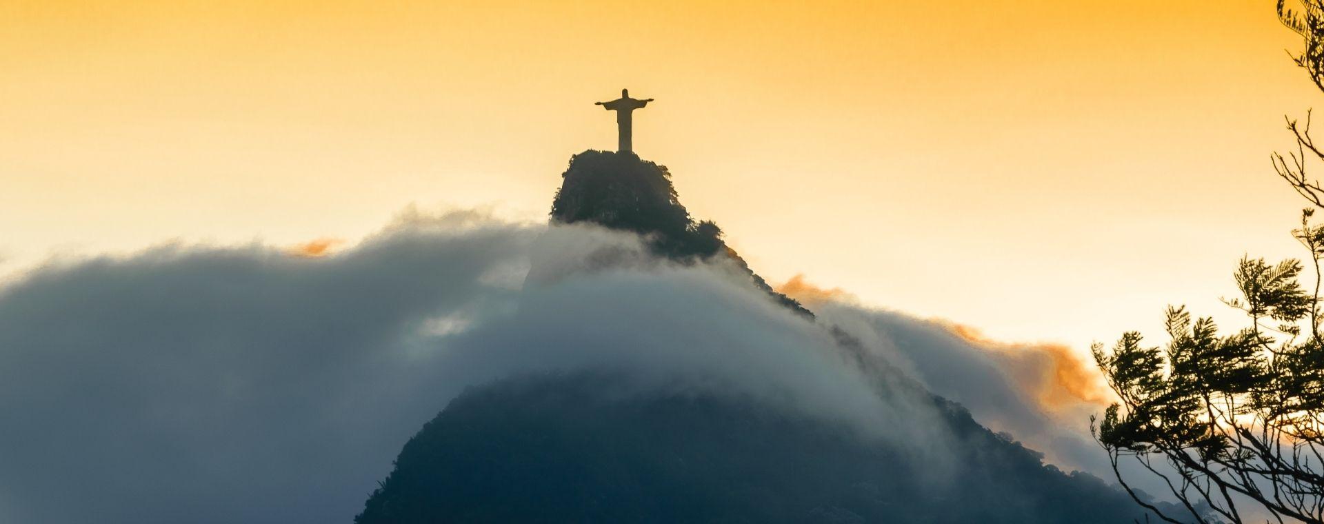 Cristo Redentor com Van (Tour Privativo)