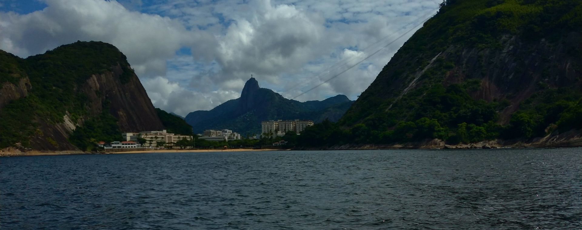 Passeio de Lancha no Rio
